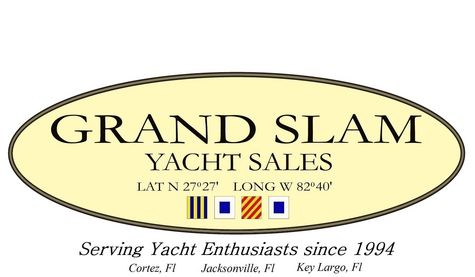 Grand Slam Yacht Sales logo