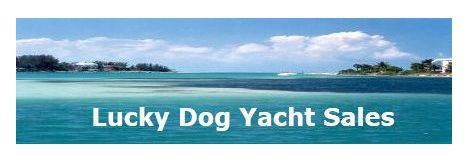 Lucky Dog Yacht Sales logo
