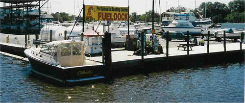 Portsmouth Boating Center image
