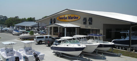 Sunrise Marine - Boat Sales, Service & Parts logo