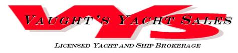 Vaught's Yacht Sales logo